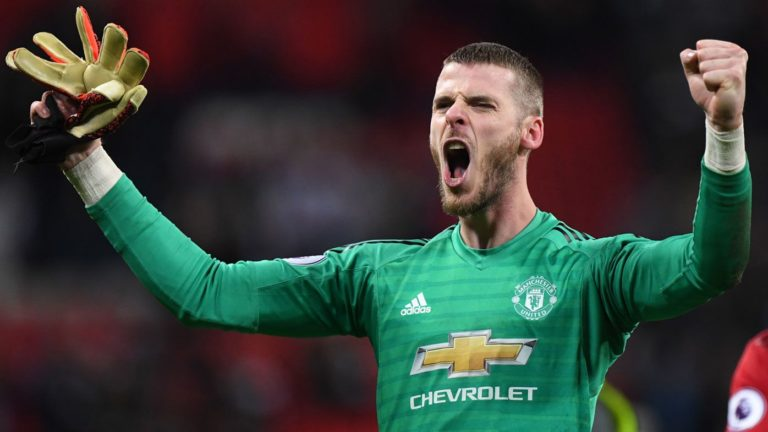 Paris Saint Germain Mengincar Kiper David de Gea
