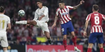 Supercopa de Espana Atletico Madrid akan bersua Real Madrid
