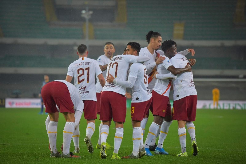 Prediksi Pertandingan Liga Italia AS Roma vs Sampdoria