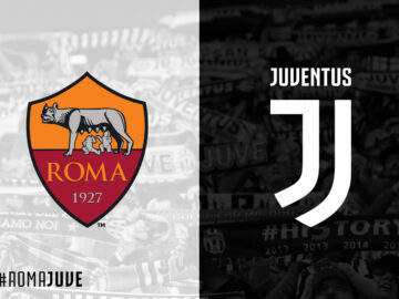 As Roma Vs Juventus