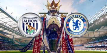 West Bromwich Vs Chelsea