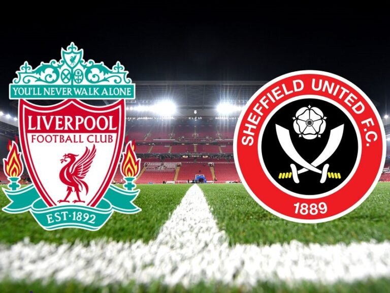 Liverpool vs Sheffield United