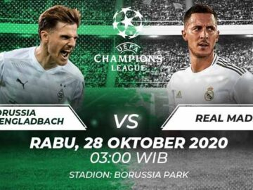 Monchengladbach vs Real Madrid