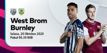 West Bromwich vs Burnley