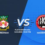Wrexham Vs Maidenhead United