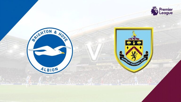 Brighton vs Burnley