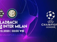 Gladbach vs Inter Milan