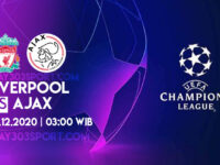 Liverpool vs Ajax