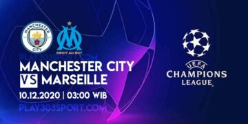 Manchester City vs Marseille