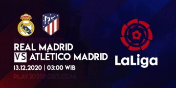 Real Madrid vs Atlético Madrid