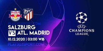 Salzburg vs Atletico Madrid