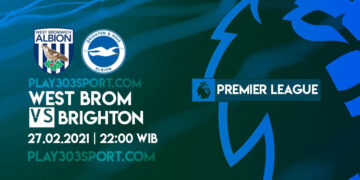 West Brom Vs Brighton