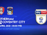 Rotherham vs Coventry City